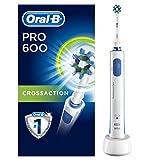 Oral-B Pro 600 CrossactionSpazzolino Elettrico...