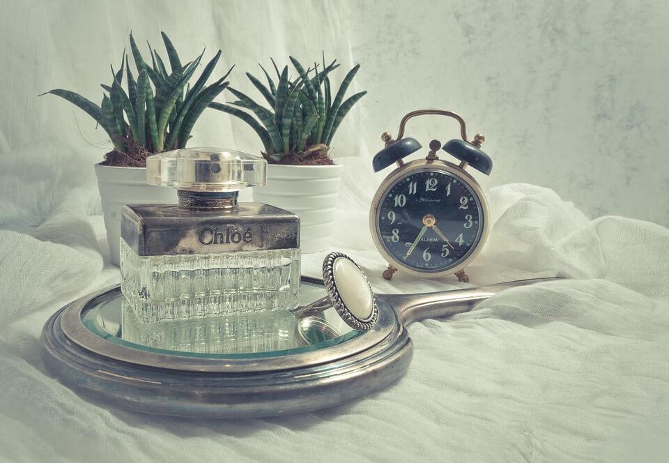 età e profumi migliori da donna